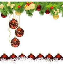 christmas balls royalty free vector image vectorstock