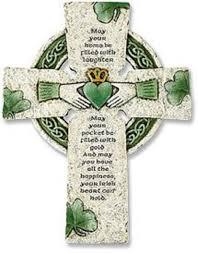 shop amazon com wall crosses irish wall cross with traditional irish blessing