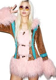 eskimo halloween costume j valentine eskimo kisses mohair jacket dolls kill