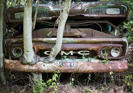 Vintage Ford Truck Junk Yards - world u0027s largest classic car junkyard takes root in u s forest