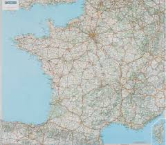 Map France by Michelin Map France 1 1 000 000