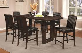 Tall Dining Room Sets Tall Dining Room Sets With Tall Dining Room Tables Sets Rataki Info