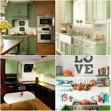 green kitchen design ideas home interior design kitchen and