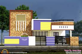 Low Bud South Indian House Kerala Home Design And Floor Plans