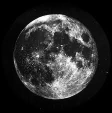 black and white moon vintage image 458644 on favim com