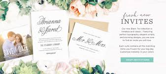 create wedding programs online invitations announcements and photo cards basic invite