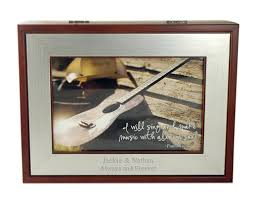 jewelry box photo frame personalized jewelry box with picture frame hansonellis
