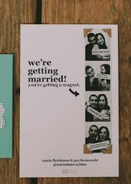 diy photostrip magnet save the dates free templates save the