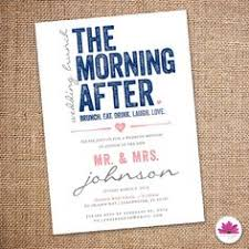 wedding brunch invitation wording day after brunch from rekindled vintage rentals wiup regrets
