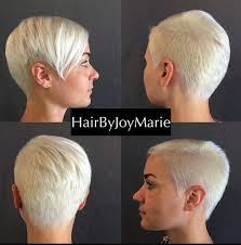 very short pixie hairstyle with saved sides 10 cool short pixie haircuts for 2018 flawlessend