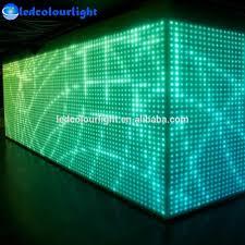dmx512 led wall panel light disco dj nightclub color