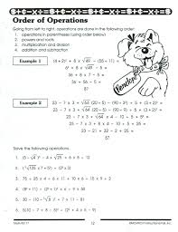 pemdas worksheets 5th grade free worksheets library download and