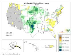 The Great Plains Map Drought May 2015 State Of The Climate National Centers For