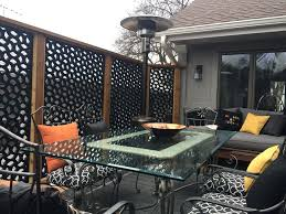 Privacy Screens For Patio by Patio Ideas Patio Privacy Screens For Apartments Privacy Screen