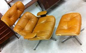 Herman Miller Lounge Chair And Ottoman by Vintage Selig Eames Lounge Chair W Ottoman Modern Love