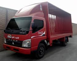 mitsubishi truck mitsubishi fuso truck coca cola egypt