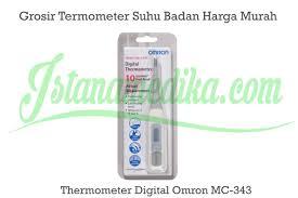 Termometer Murah grosir termometer suhu badan harga murah istana medika