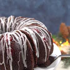 cherry cheesecake chocolate bundt cake tiphero