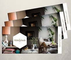 home design stores london hide seek london gift voucher interior design store and