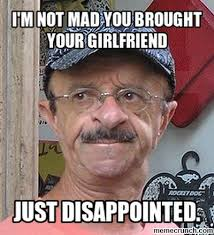 Im Mad At You Meme - m not mad you brought your girlfriend