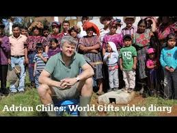 adrian chiles water cafod
