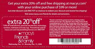 macy s coupons new printable coupons