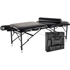 master massage equipment table master massage stratomaster air portable massage table sku 26352