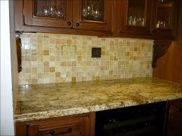 kitchen faux brick backsplash steel backsplash ceramic tile