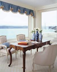 Window Valance Styles Window Valance Styles Home Office Traditional With Armchairs Crown