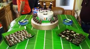 football baby shower football baby shower cakecentral