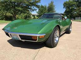 1972 corvette convertible 454 for sale 1972 chevrolet corvette for sale on classiccars com 57 available