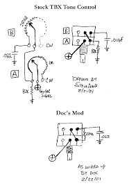 fender tbx wiring diagram fender wiring diagrams instruction