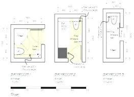 bathroom floor plans small small bathroom floor plans with tub and shower modern home design