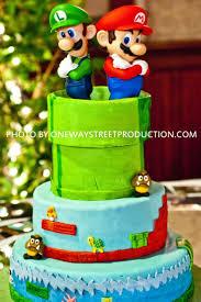 diy super mario cake u2014 crafthubs