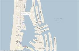 Clearwater Beach Florida Map by Super Bowl