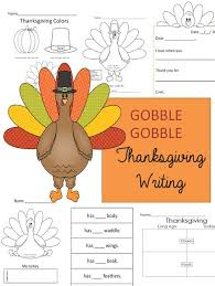 thanksgiving writing the educators spin on it