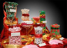 christmas candy buffet ideas candy buffet pictures diy buffet easy