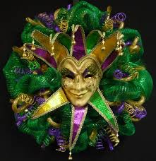 green mardi gras mask green mardi gras masks