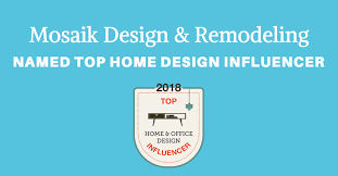 top home design bloggers mosaik named among top home design influencers