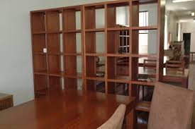 bookcase room dividers bookshelves as room dividers american hwy