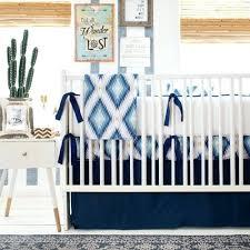 Navy Blue And White Crib Bedding Set Blue Baby Bedding Navy Blue And White Crib Bedding Set Hamze