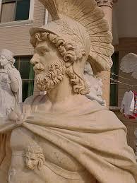 ares full statue greek god of war