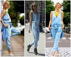 zara denim jumpsuit zara light washed blue denim jumpsuit size s m l ebay