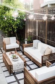 outdoor livingroom a modern tropical california outdoor living room home outside