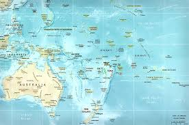 world map in australia map oceania map map of australia map of oceania
