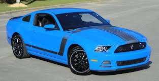 sky blue mustang cars that look best in colors page 2