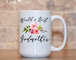 godmother mugs godmother mug etsy