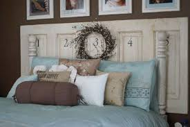 15 upcycled headboards for shabby chic and vintage themed bedrooms