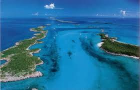 Bahama Islands Map The Exumas Bahamas Most Fascinating Chain Of Islands