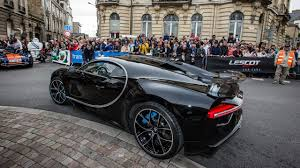 bugatti chiron top speed bugatti chiron got more speed than race cars of lemans drivers